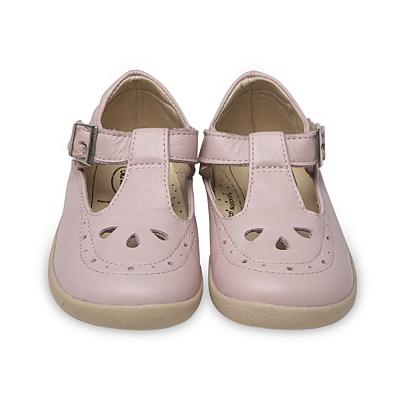 Older Soles Toddler Tea Shoe Powder Pink