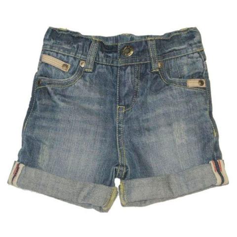 Kids Girls Jean Shorts